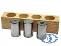 Образцы для обнаружения поверхностных дефектов (цилиндрической формы)