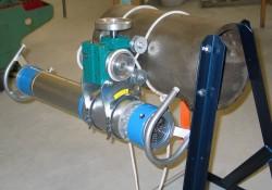 Каретка для установки аппарата РПД-200 на трубы Ø 279 - 1420 мм